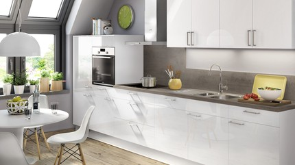Kitchens With Handle